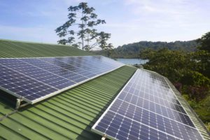 Solar on main roof copy